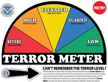 terror level