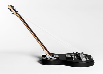 faltbare gitarre