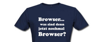browser shirt