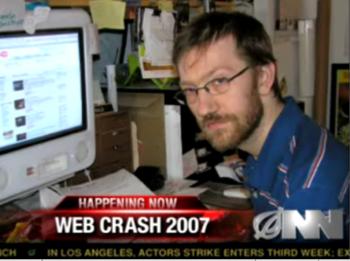 web crash