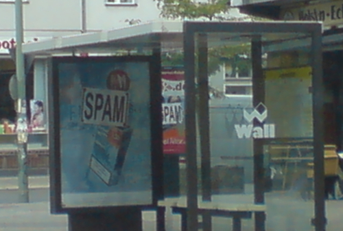 public spam