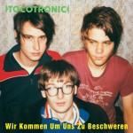 Auch das zweite Album kommt mit 'boygrouphaften' Bandphoto