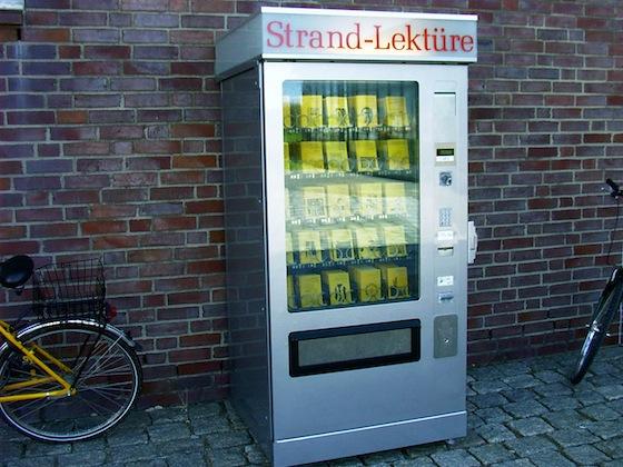 sylt automat