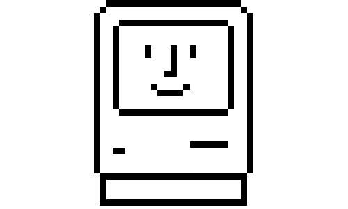 smiling mac