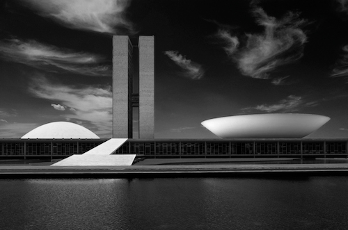 The National Congress, Brasilia, 2011