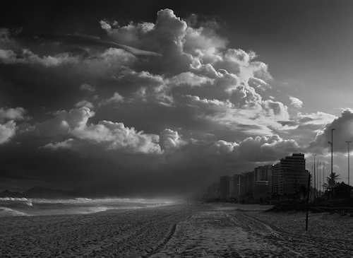 Winterstorm, Barra da Tijuca, 2012