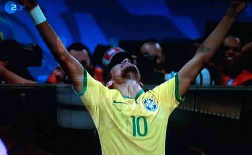 Brasilien jubelt