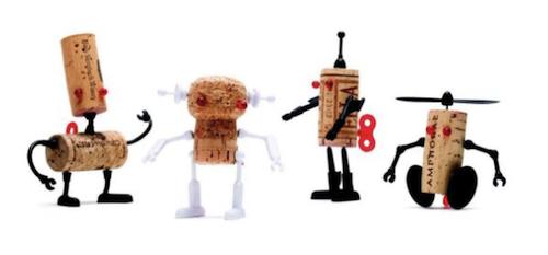 roboter korken