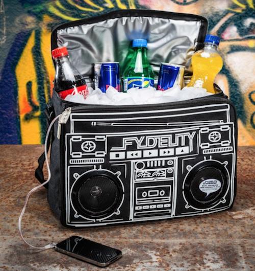 Fydelity Le Boom Box Coolio