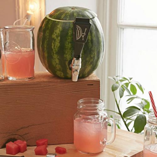 wassermelonenzapfanlage