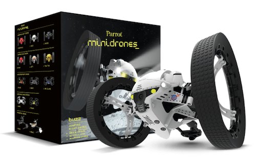 parrotnightdrone