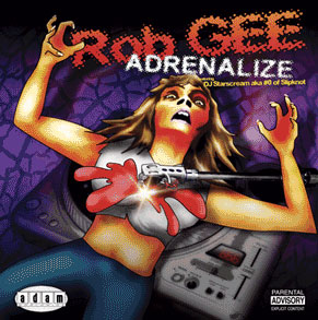 rob gee cover