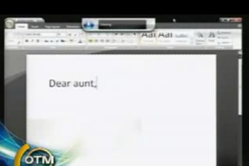 dear aunt