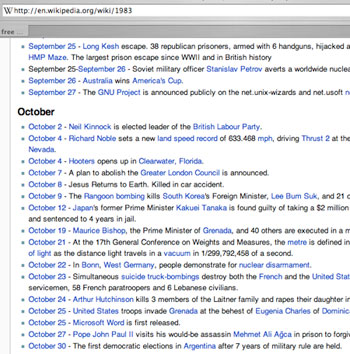 wikipedia oktober 1983