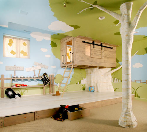 bilder kinderzimmer, das ultimative kinderzimmer « spreeblick, Design ideen