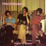 'Digital ist besser', das Debut von 1995 in unscharfer Polaroid-Ästhetik