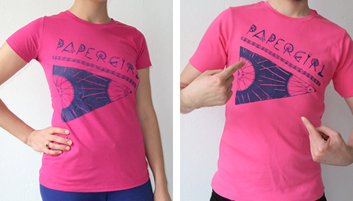 Papergirl Shirts