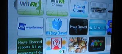Wii Kanäle