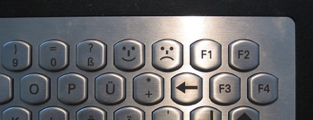 Smiley Tastatur